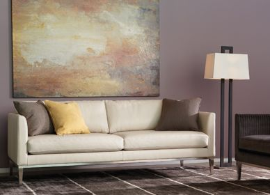 henley sofa available in fabric or leather various sizes available american leather - American Leather Sofa