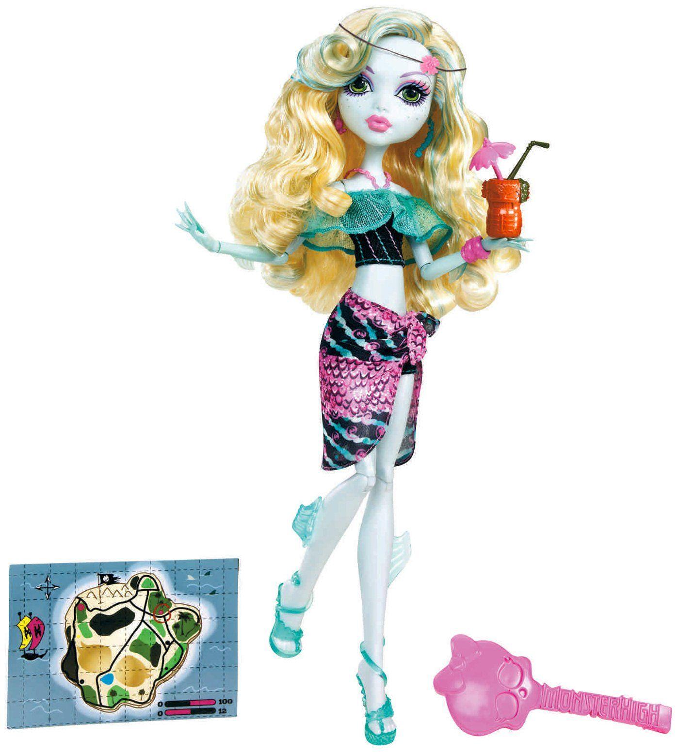 monster high skull shores lagoona blue doll free shipping alexa wish list pinterest. Black Bedroom Furniture Sets. Home Design Ideas