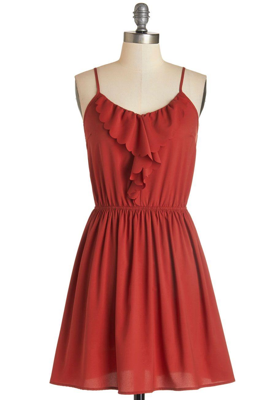 Market Scavenger Hunt Dress