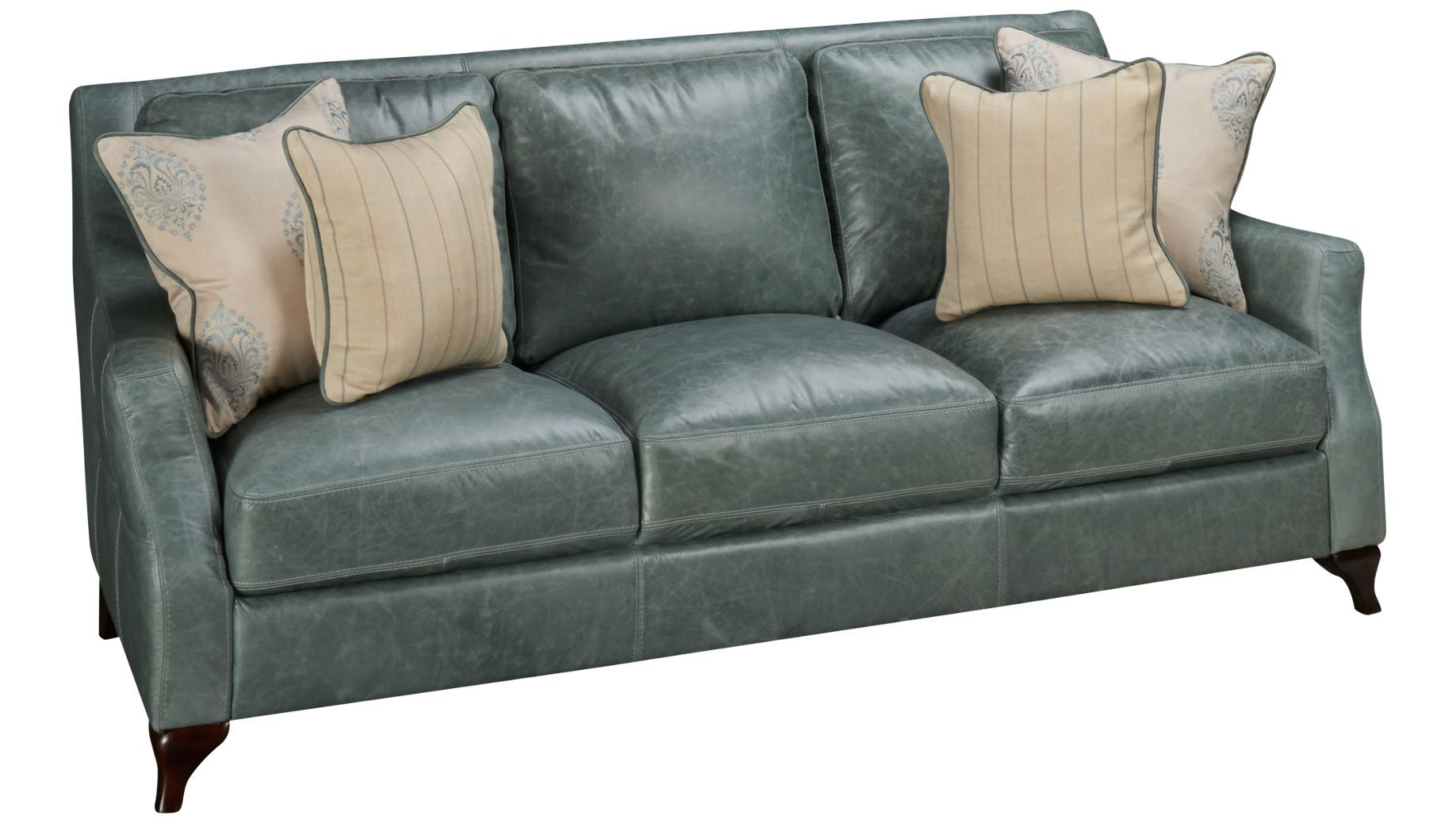 Simon Li Camden Leather Sofa Leather Loveseat Leather Sofa