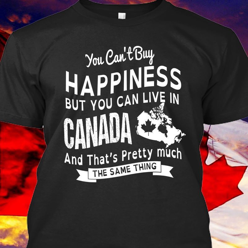 We are lucky to live in Canada!-----so my British friend ...