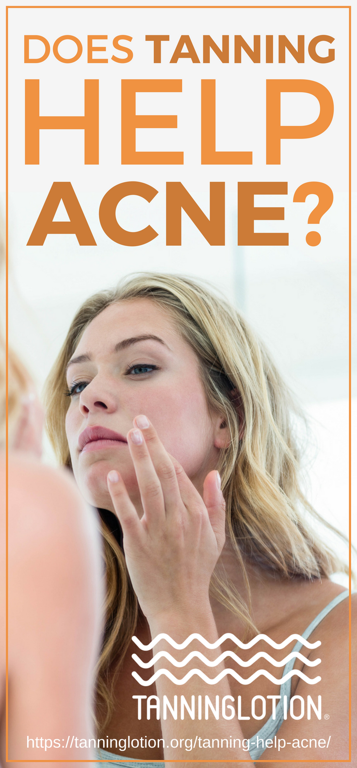 does tanning help acne?   skincare and beauty tips   beauty hacks