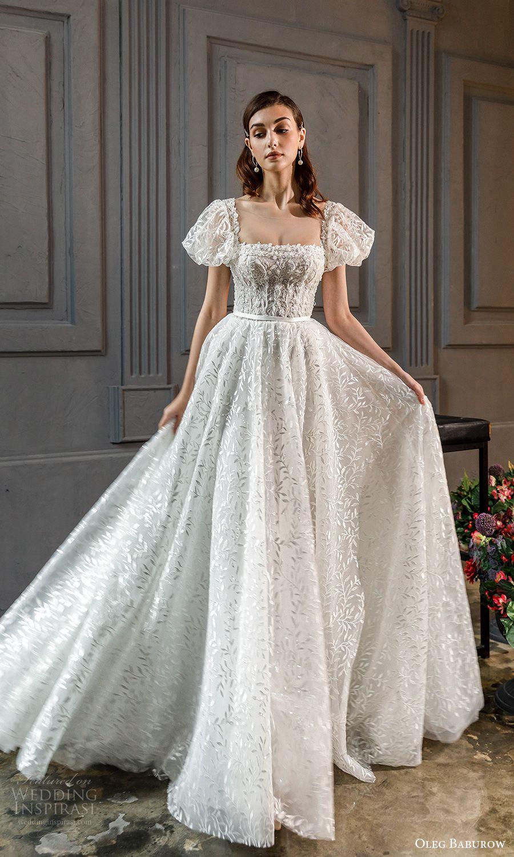 Oleg Baburow Crystal Beauty 2021 Wedding Dresses Wedding Inspirasi Bridal Dresses Fairytale Dress Wedding Dresses [ 1500 x 900 Pixel ]