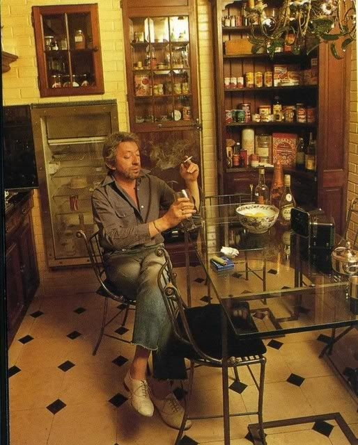 Maison Gainsbourg Interieur