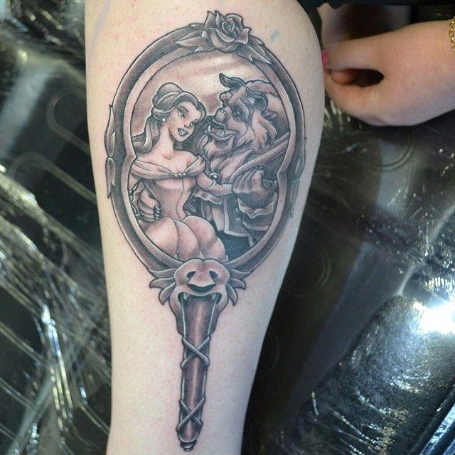 Beastly movie tattoo