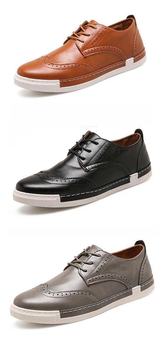 Find Zapatos de Ante para Hombre, Azul (Royal Blue), 44 EU