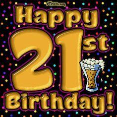 Geburtstagswunsche fur 21 jahre