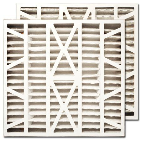 Bryant/Carrier 19x20x5 MERV 8 Replacement Furnance Filter, 2-Pack by