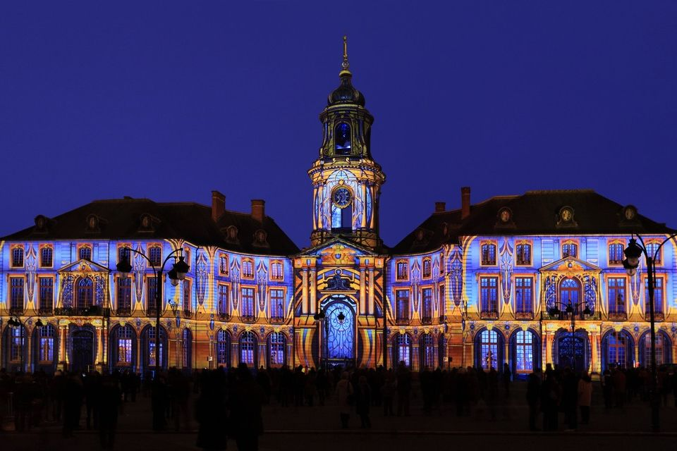 Rennes France If All Goes As Planned I Will Be Here This December Francia Sitios Vivir