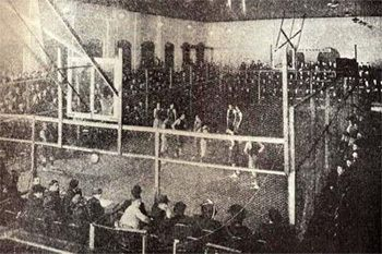 5 Old-Timey Rules Sports Should Bring Back Immediately (like basketball in cages)