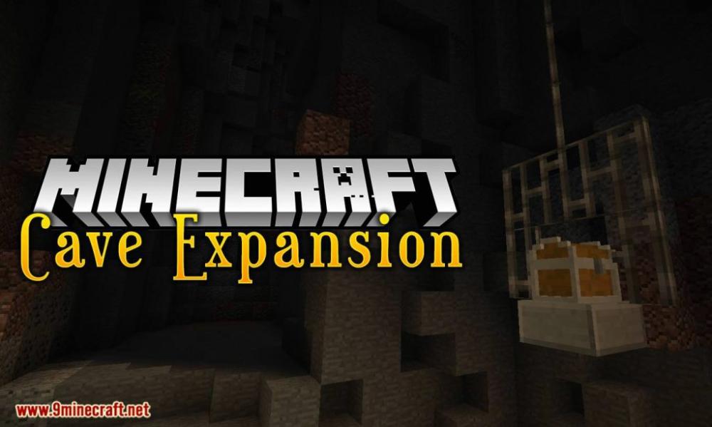 Cave Expansion Mod 1 12 2 Download Miinecraft Org The Expanse Minecraft Underground Mod