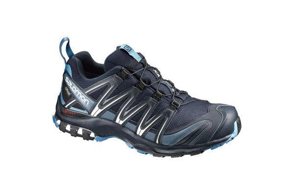 Buty Biegowe Salomon Xa Pro 3d Gtx M Granatowe Brooks Sneaker Shoes Sneakers