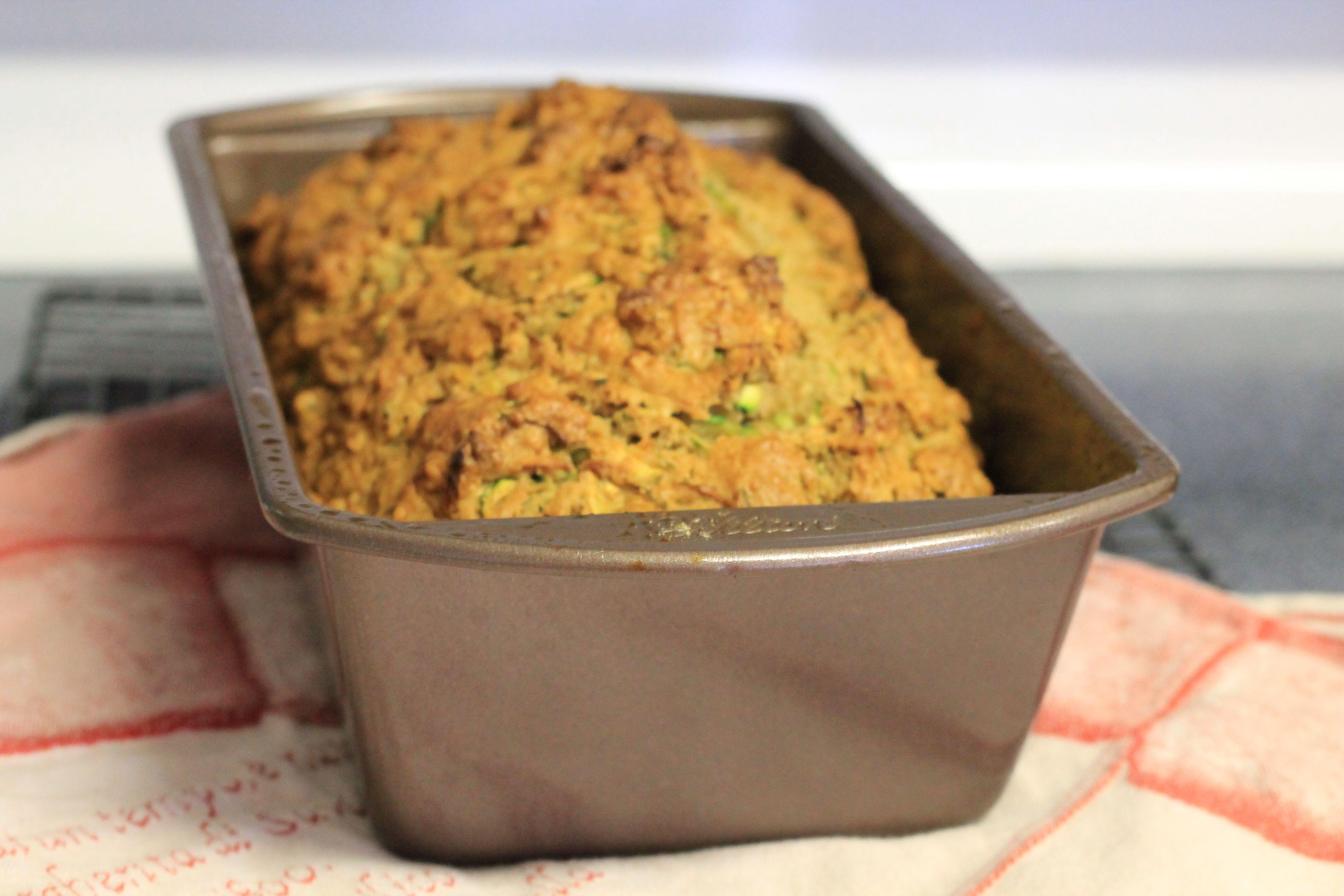 Zucchini Apple Bread Recipe Apple Bread Food Delicious Desserts