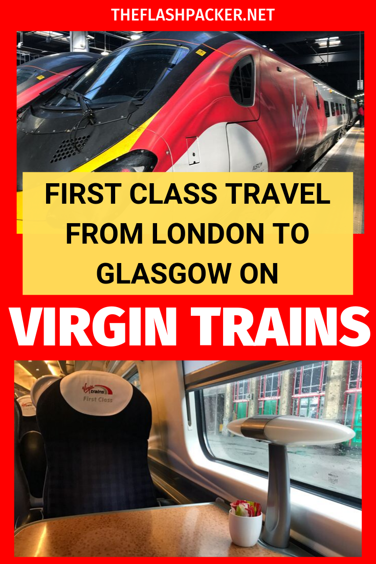 Virgin Trains Avanti West Coast First Class Review Is It Worth