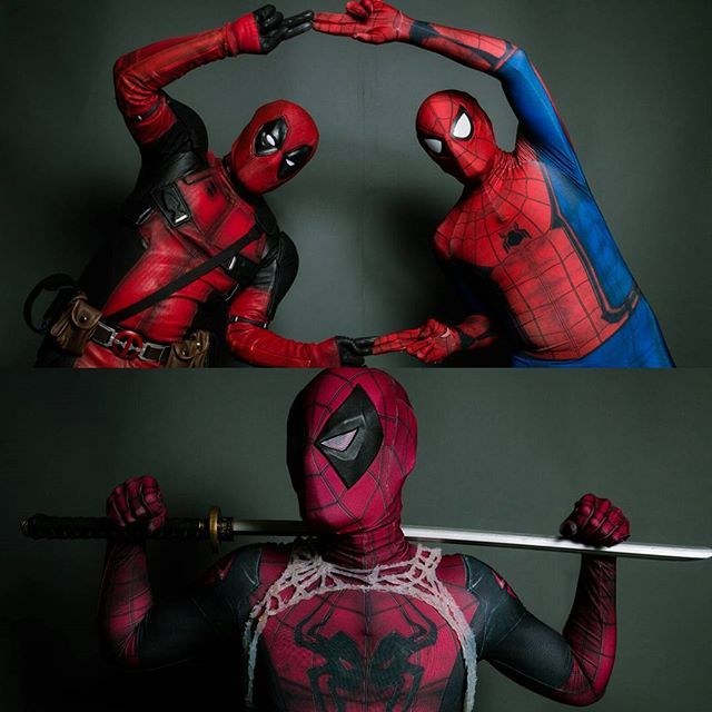 Heres An Equation For You Spider-Man  Deadpool  Fusion -8559