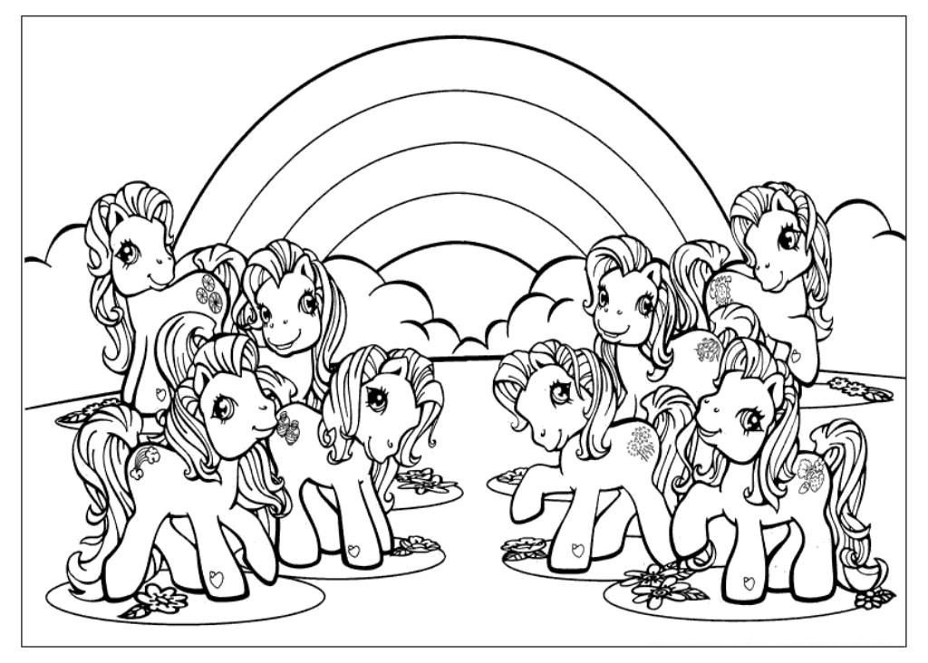 My Little Pony Coloring Pages Free Mylittleponycoloringpages Mlpcoloringpages Mylit My Little Pony Coloring Unicorn Coloring Pages My Little Pony Characters