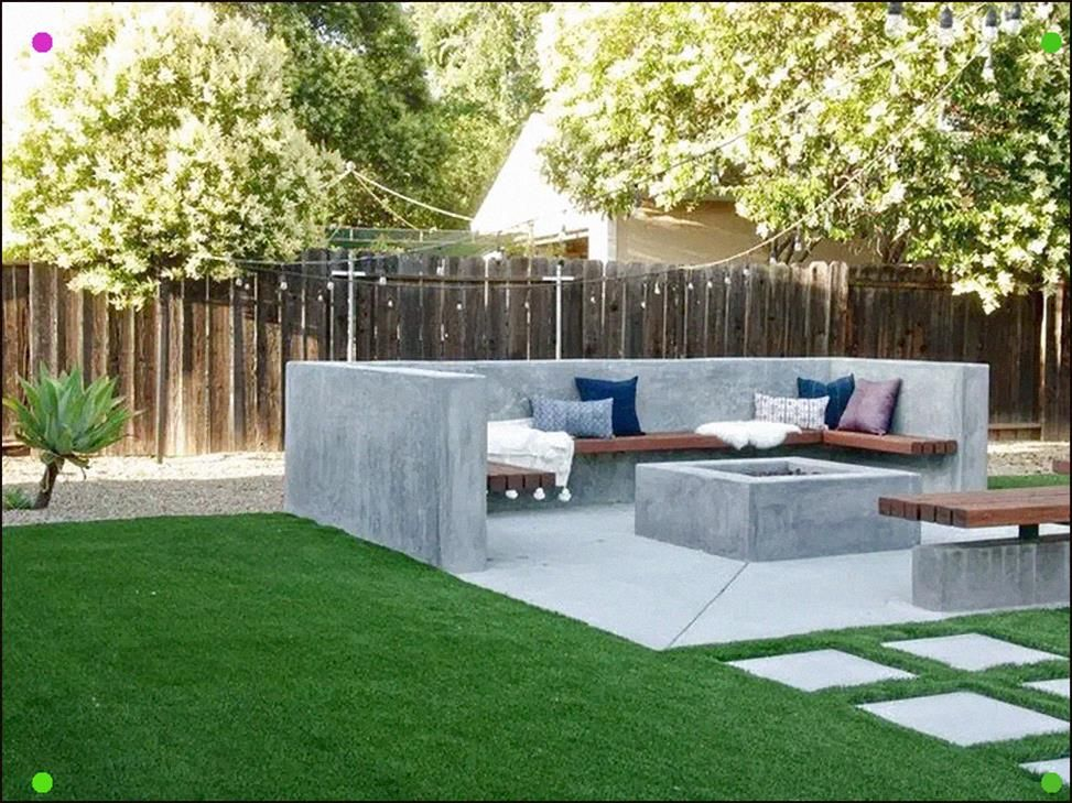 34 Admirable Modern Backyard Design Ideas You Will Love A Backyard In The House Is An Extension Of The H Backyard Remodel California Backyard Backyard Design