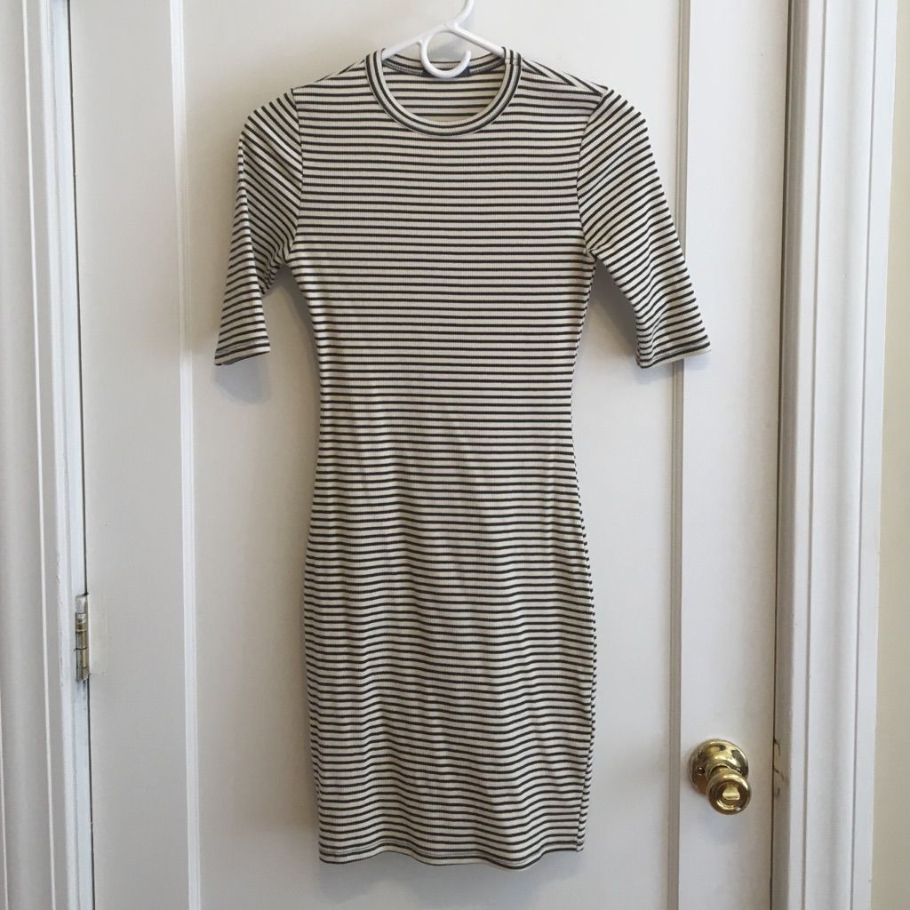Adorable Fitted T Shirt Dress