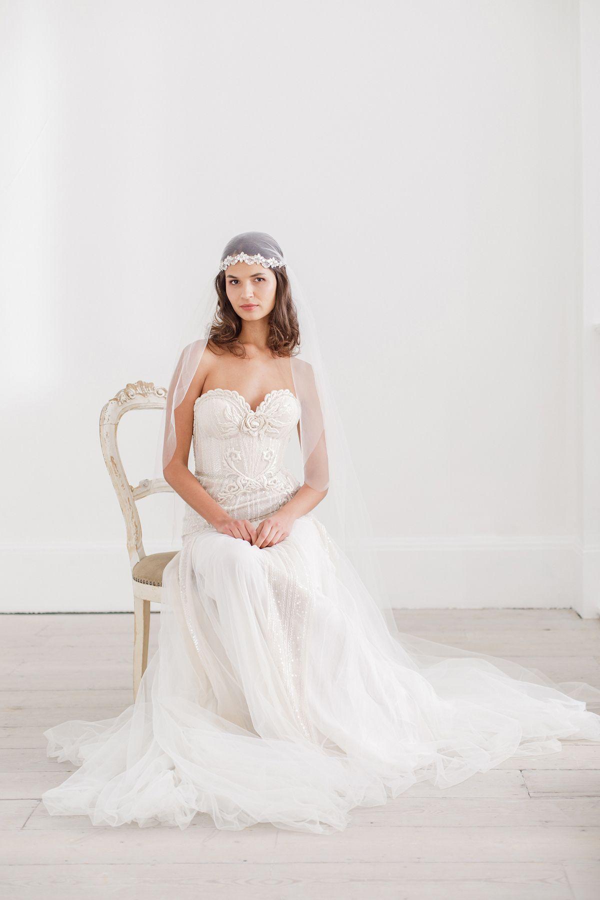 Britten Wedding Veils The Most Popular Wedding Veils for