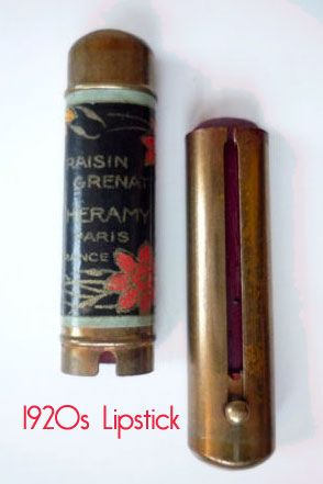 The French makeup truly was packaged much more elegantly than its American counterparts.