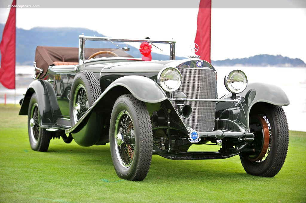 1929 Mercedes Benz 710 SS We Buy and Sell All European and American ...