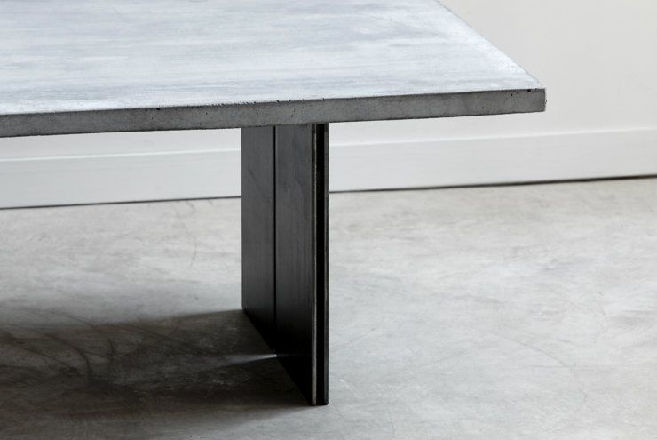 Havy Table By Topos | Hub Furniture Lighting Living