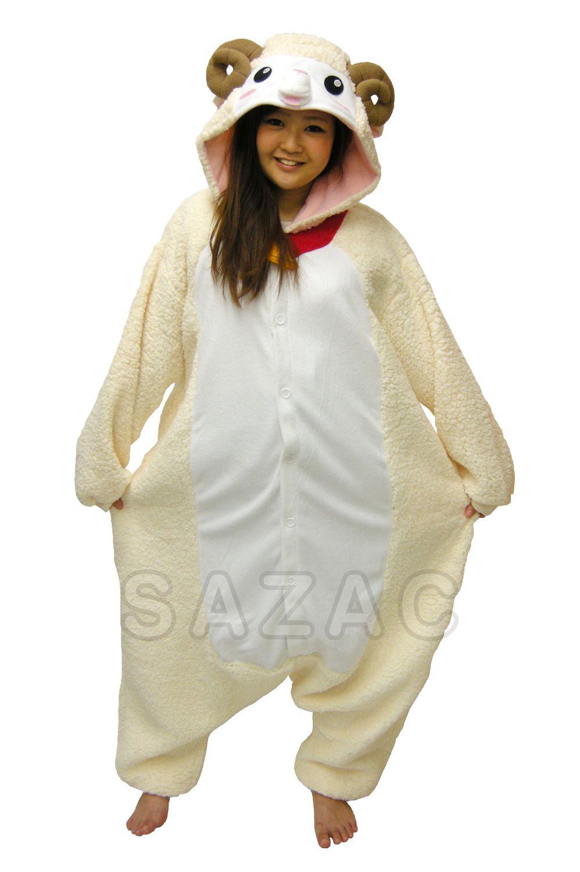 Sheep Kigurumi  c1a5fe07a