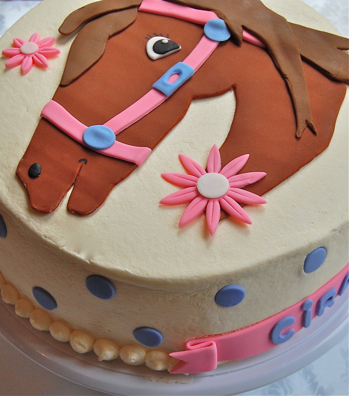 horse party 5 year old Annie Eat Sweets Pinterest Horse
