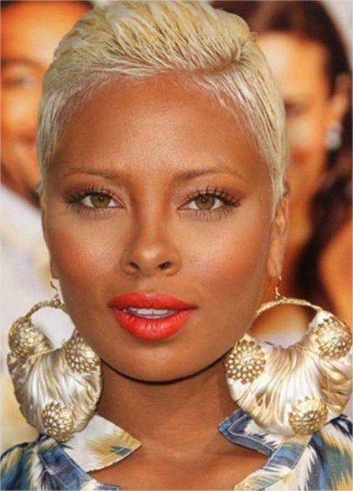 Unique Pixie Cropped Boyish Cut Black Women Hairstyles 2017 ...