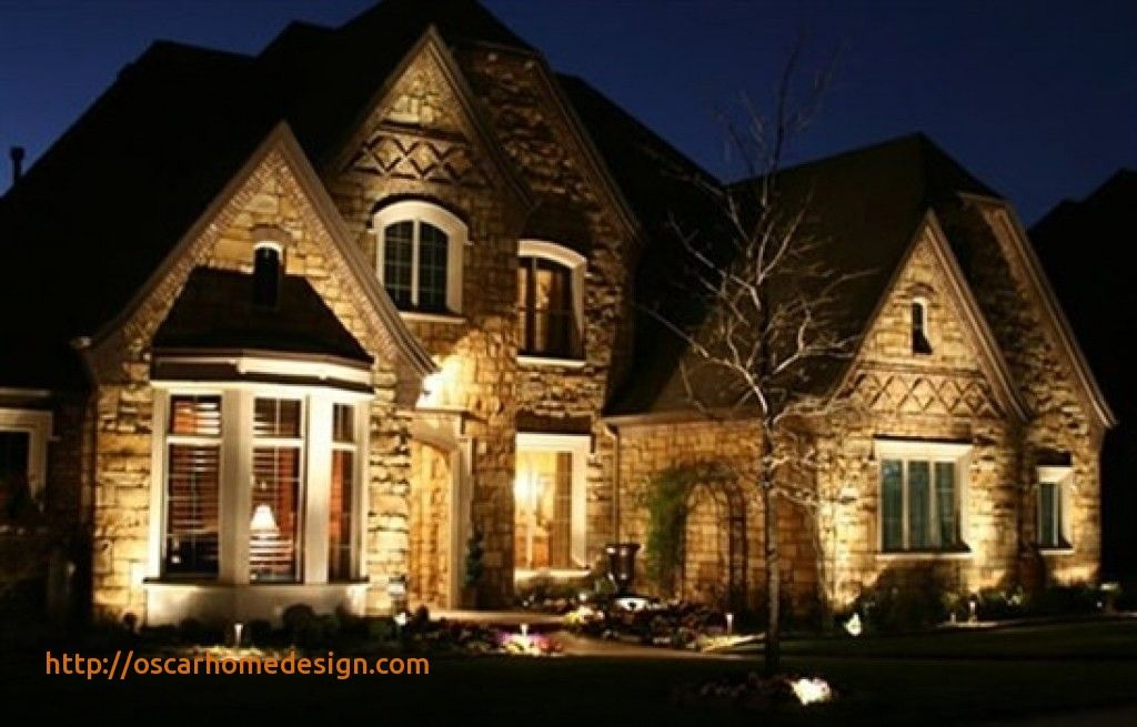 Outdoor Lighting Ideas House