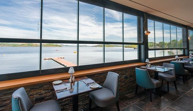 Happy Wednesday everyone - and welcome to image number seven from our popular Loch Lomond set.   We recently published a new case study detailing a Phantom Screens installation that we carried out on the banks of Loch Lomond in Scotland. The panoramic view was a pleasure to work with and the series of Phantom Screens we installed ensures that the owners can now open the windows to ventilate the entire space and lower their new screens with the press of a button.  We love the view so much that we #lochlomond