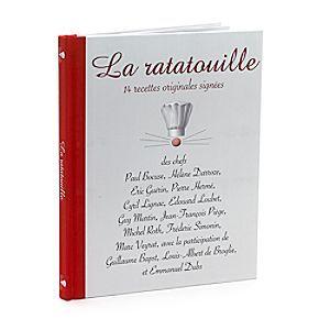 Livre De Cuisine Ratatouille Disneyland Paris Disney