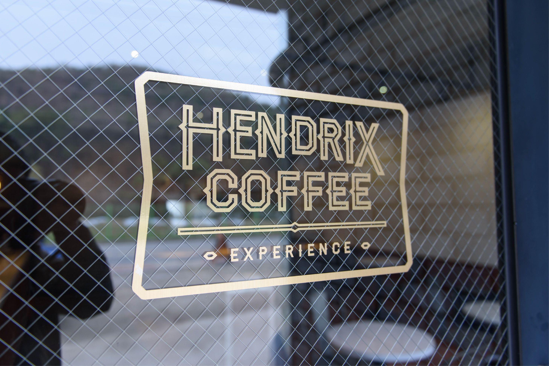 """다음 @Behance 프로젝트 확인: """"HENDRIX COFFEE"""" https://www.behance.net/gallery/41672647/HENDRIX-COFFEE"""