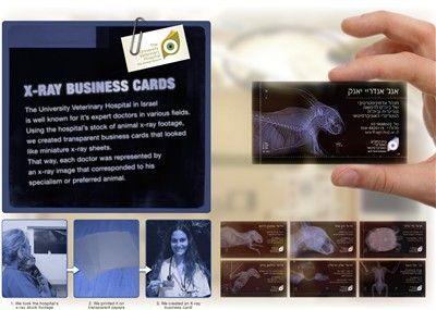 Uniquely Creative Business Card Design