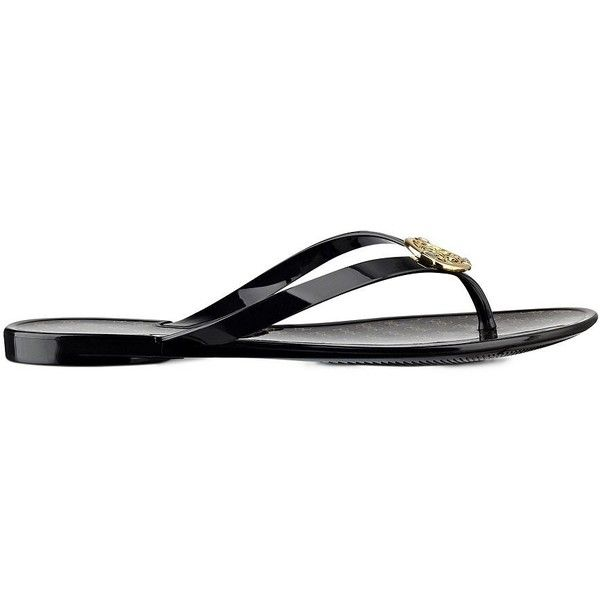 4c003182d GUESS Jamarra Quattro G Flip-Flops ( 40) ❤ liked on Polyvore featuring shoes