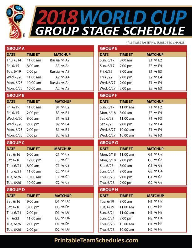 graphic about World Cup Printable Schedule identified as Pin via Aliza Umer upon Fifa Global Cup Fifa entire world cup