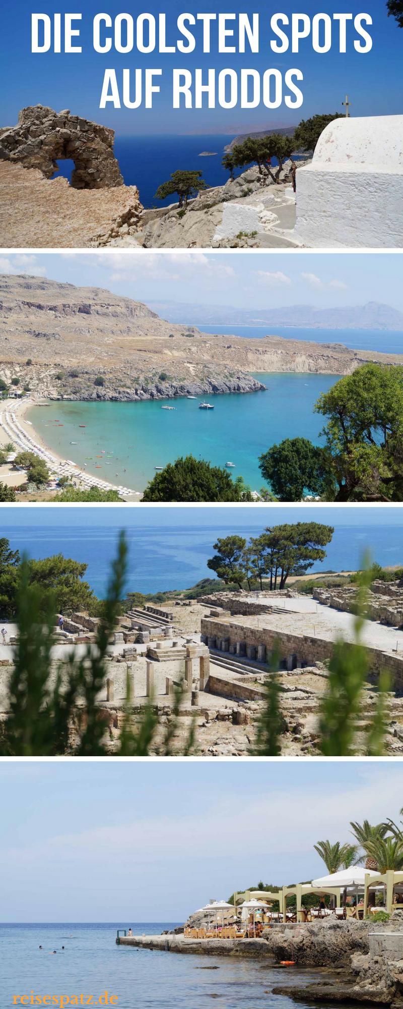 Coole Rhodos Urlaubstipps für Familien Reiseblog ReiseSpatz   – Griechenland Reisen