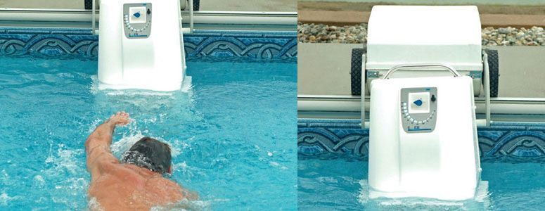Pool Treadmill - Portable Swim Current Generator | Electronics ...