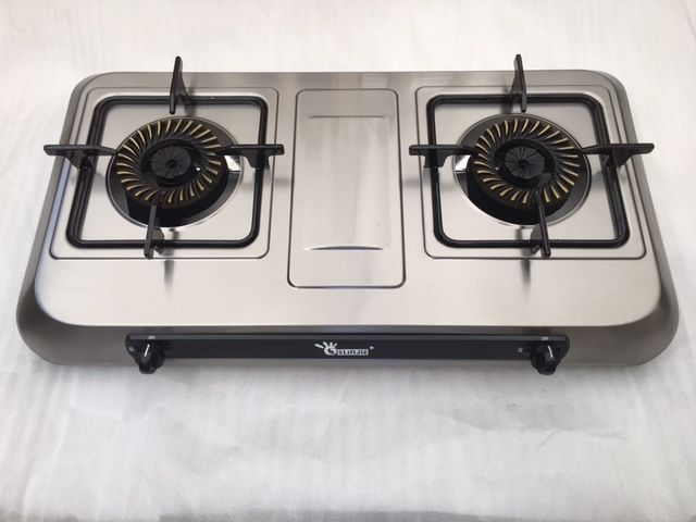 Camping Stoves 181386: Portable Tabletop Double Gas Stove  U003e BUY IT NOW  ONLY: