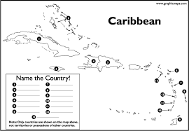 Image result for the Caribbean worksheets | Fun History | Map, Map on