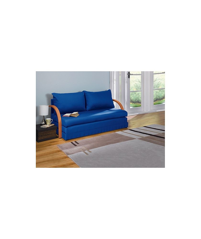 Fizz Fabric Sofa Bed Blue At Argos Co Uk Your Online For Beds Chairbeds And Futons
