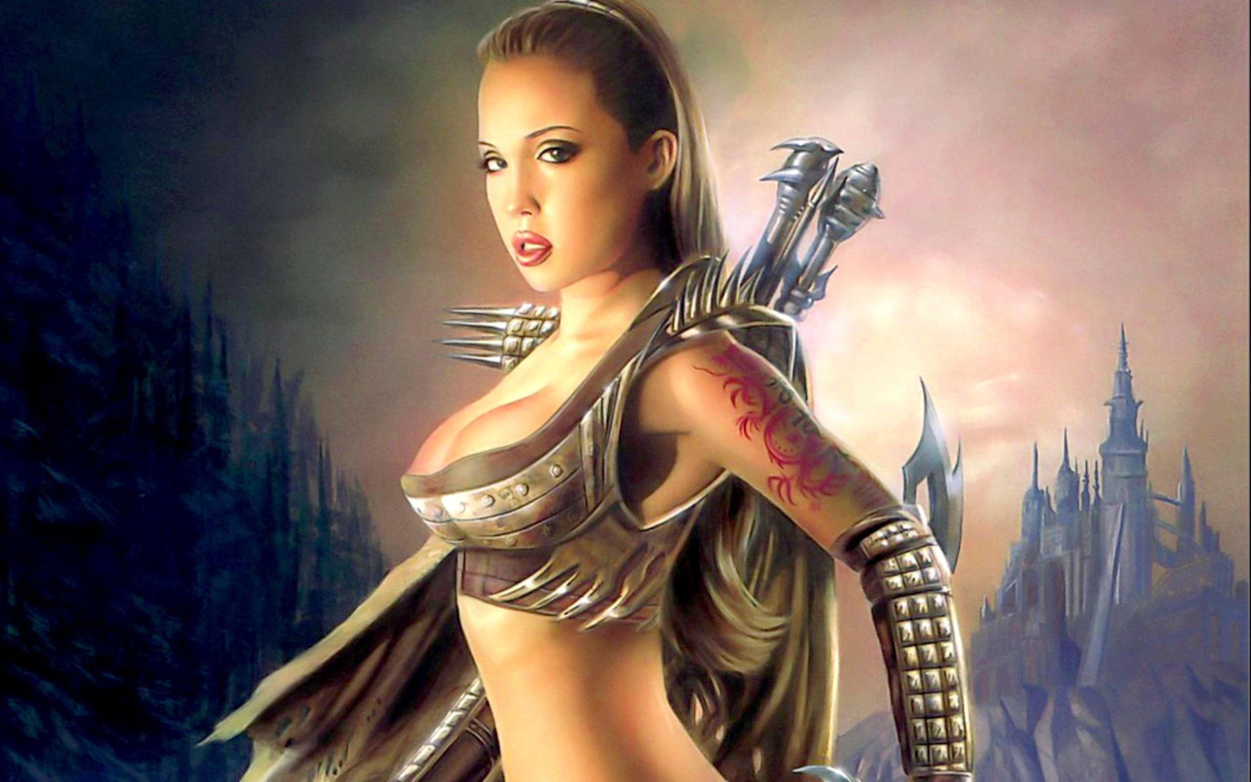www online girl warrior