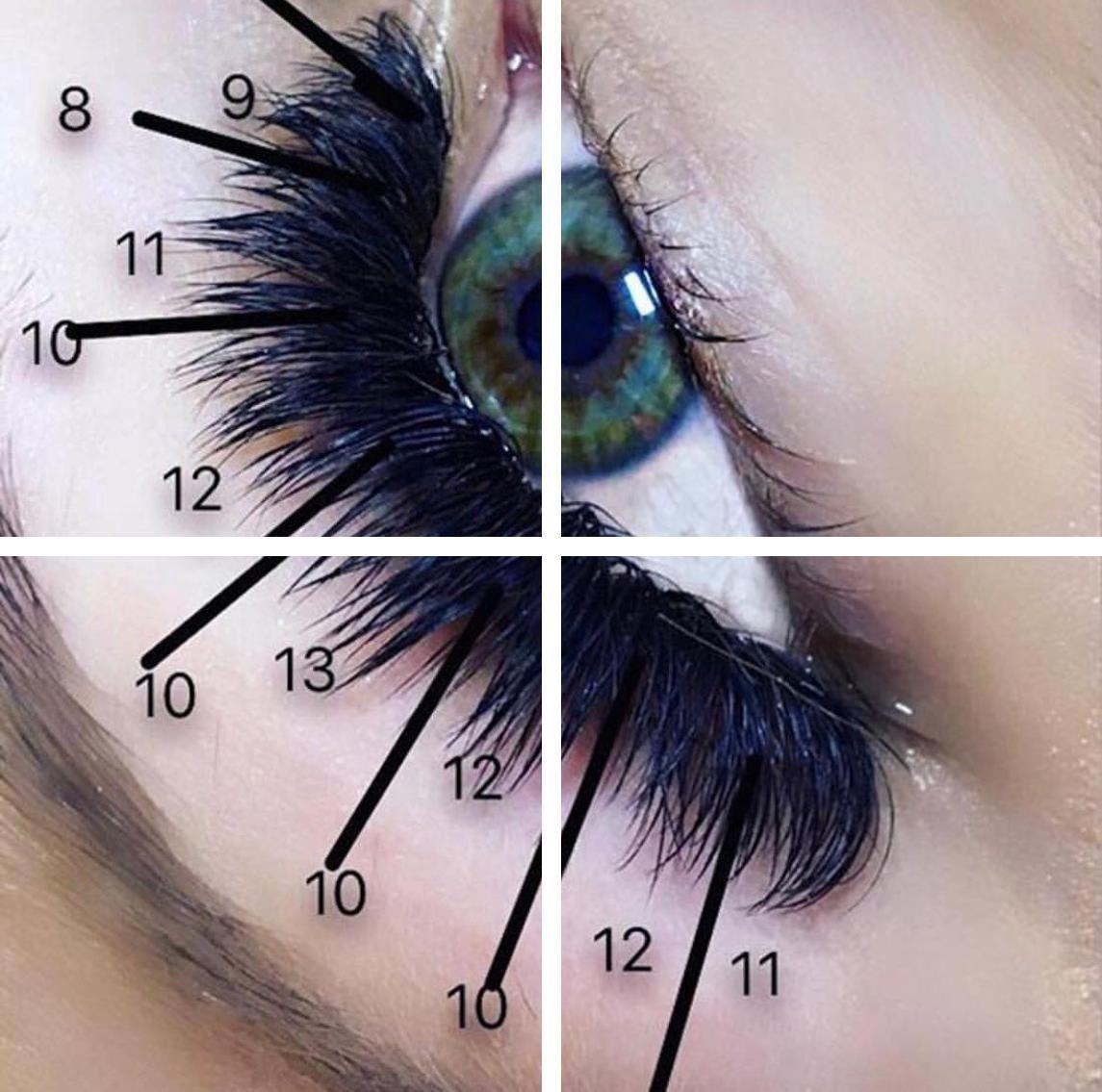 Semi Permanent False Eyelashes Salons That Do Eyelash