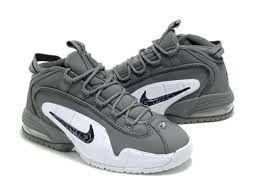 online store 1d491 d235c Image result for kasut sukan bola keranjang Penny 1, Penny Hardaway, White  P,