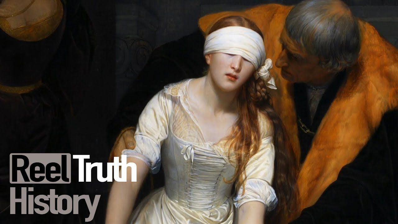 England's Forgotten Queen: Lady Jane Grey's Execution ...