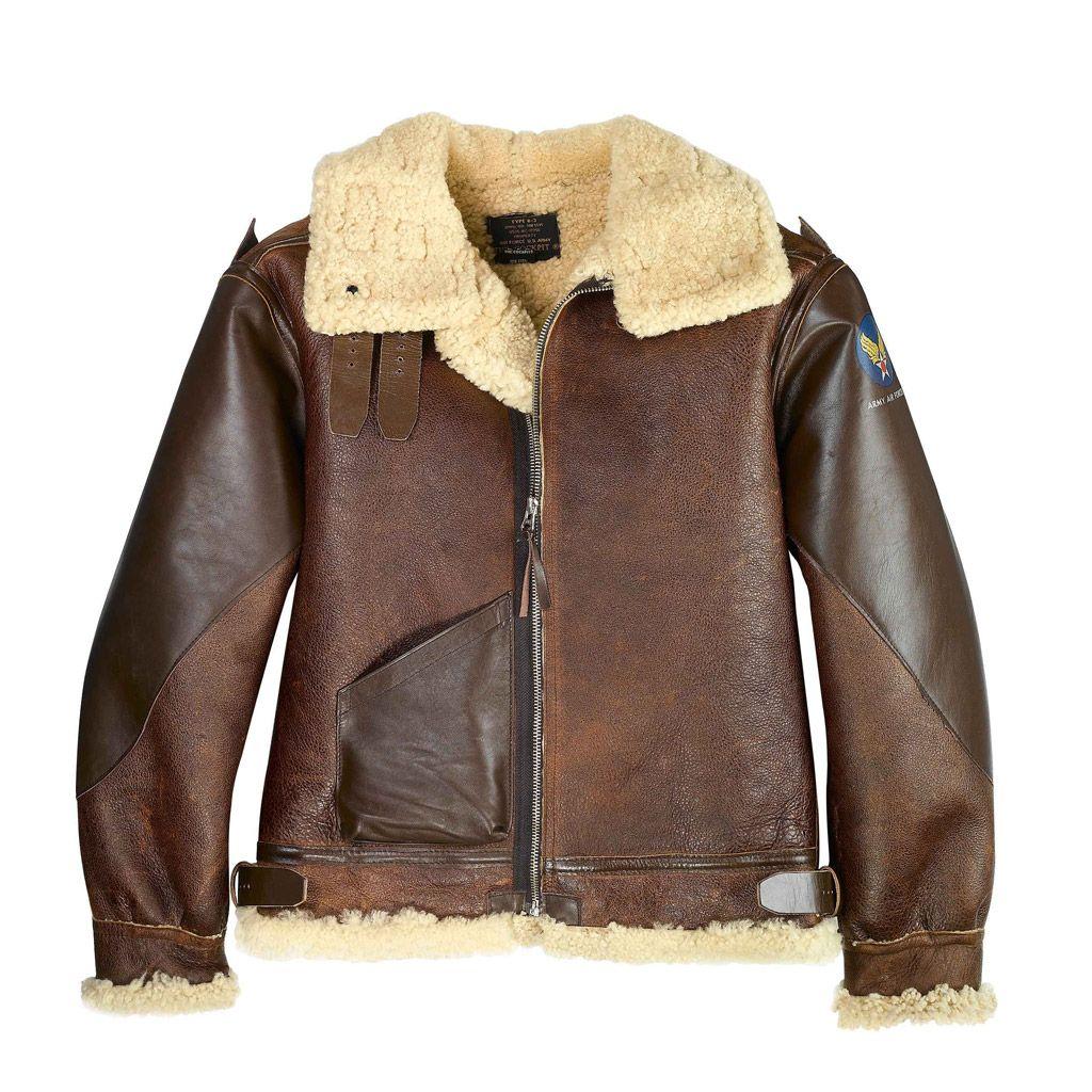 1941 Pearl Harbor B3 Bomber Jacket Leather jacket