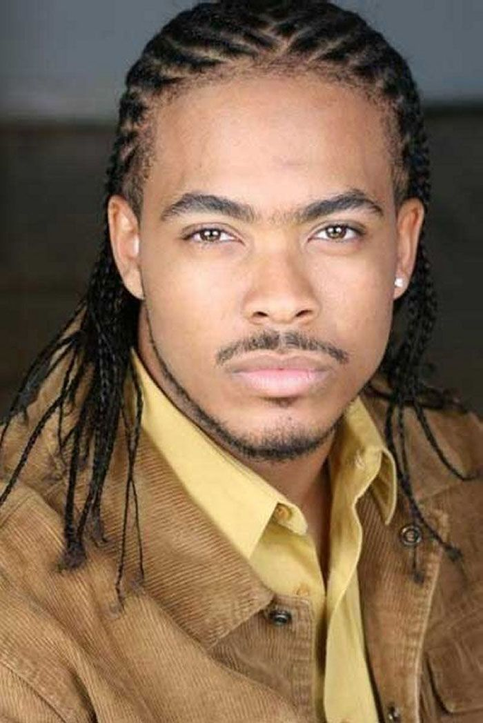 Magnificent Black Men Hairstyles Long Hairstyles And Black Men On Pinterest Hairstyles For Men Maxibearus
