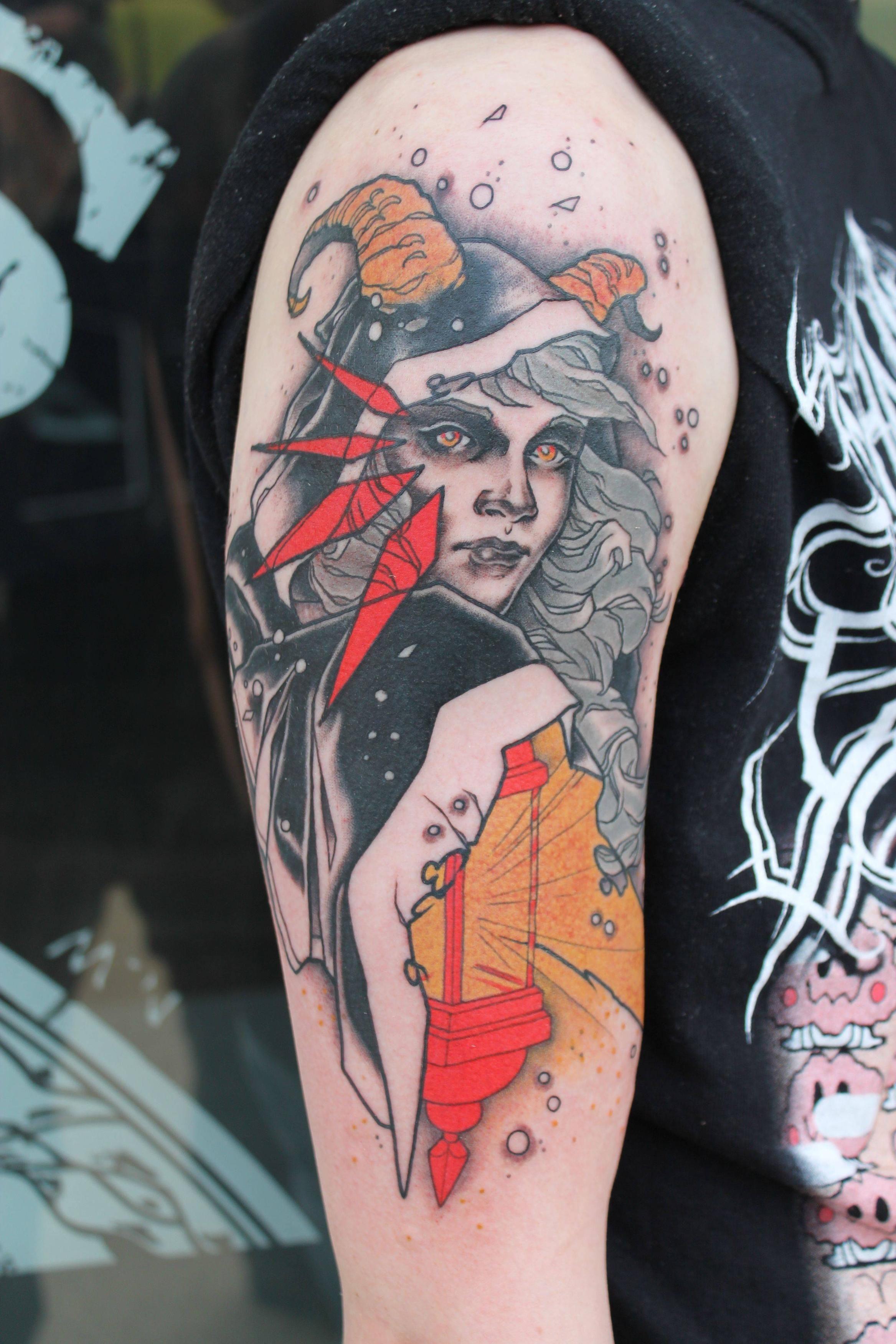 Tattoo columbus indiana