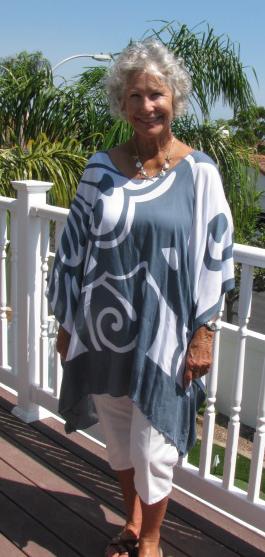 16f5f3252b7 Bali Queen Cold Shoulder Top - Faye Maxwell-California | Bali Queen ...