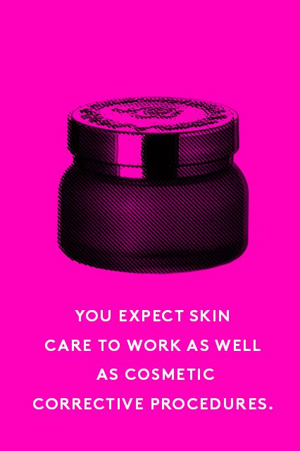 """6 Things That Are Keeping You From Perfect Skin #refinery29  http://www.refinery29.com/reasons-your-skin-isn-t-perfect#slide6  You Expect Skin Care To Work As Well As Cosmetic Corrective Procedures That wrinkle cream promising to work like Botox or that serum promising to """"mimic the results of a cosmetic corrective procedure""""? Sadly, it's mostly just fantasy, not reality. If these products worked even half as well as they claim to, the number of cosmetic corrective procedures would be going…"""